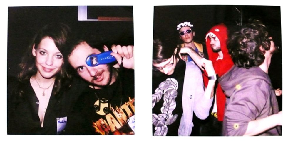 The Cobrasnake and Cory Kennedy DJ Point Ephemere