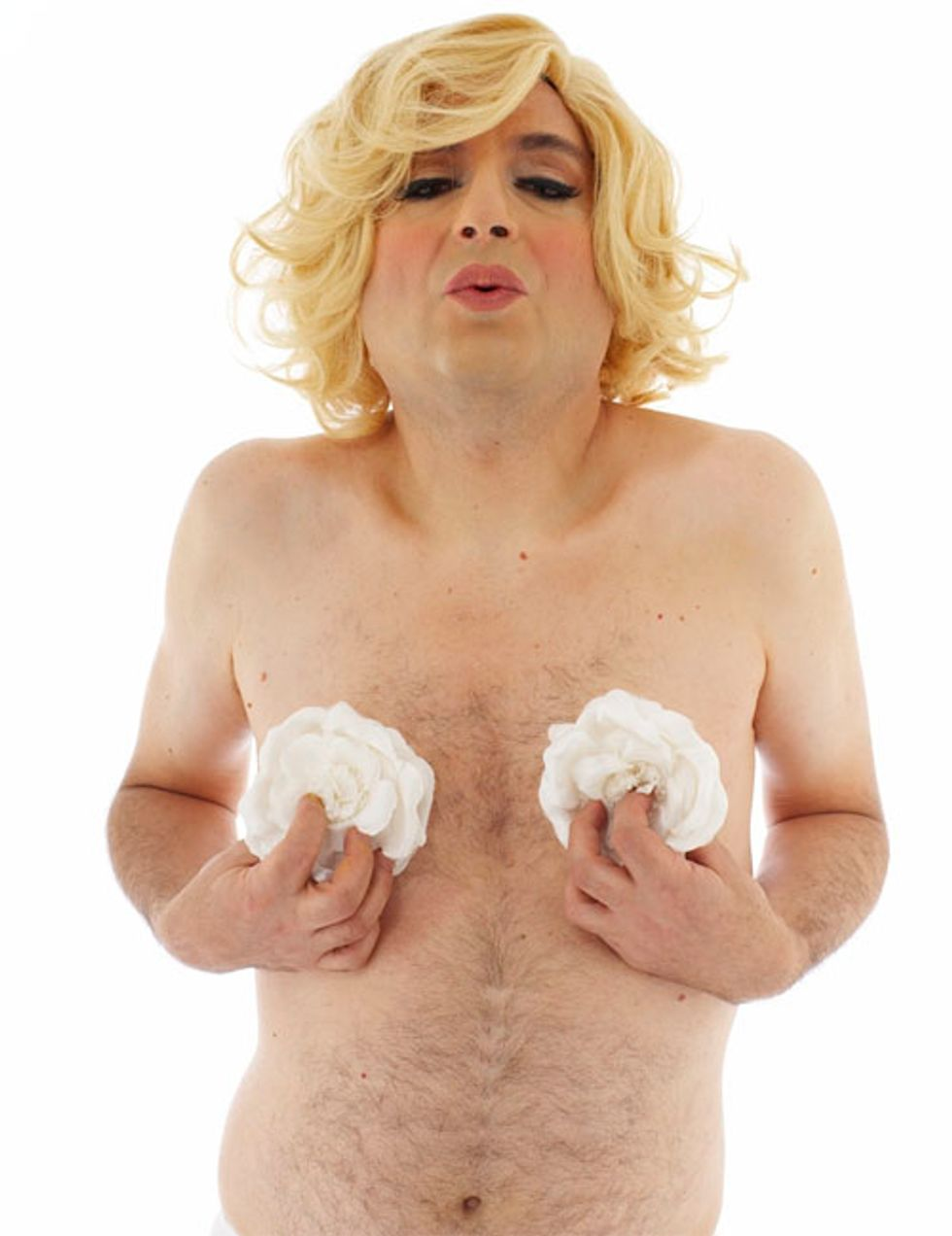 Michael Musto Is Lindsay Is Marilyn