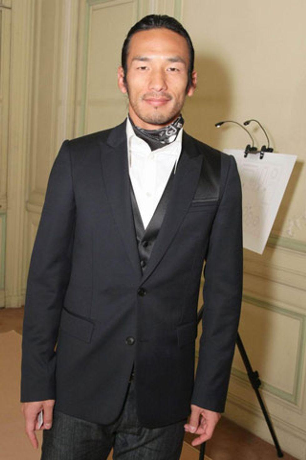 Hidetoshi Nakata: Hotter Than David Beckham?