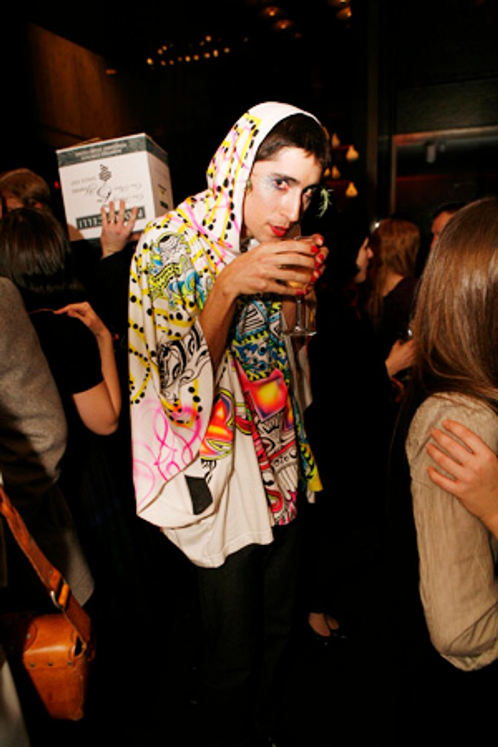 Whitney Biennial's Opening Night Party Is a Boozy, Arty Fest