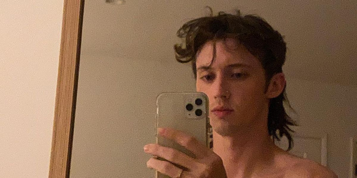 I Haven't Slept Since Discovering Troye Sivan's Mullet