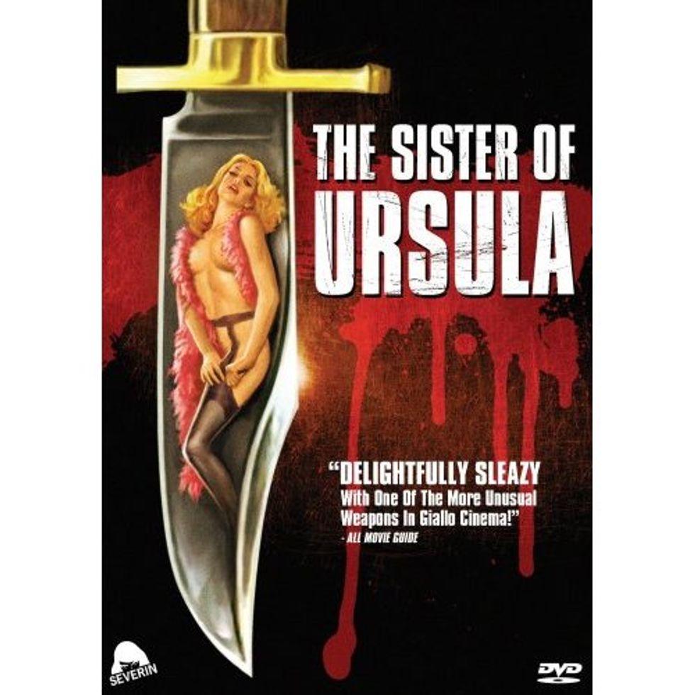 """The Sister of Ursula: """"A Wonderful Slice of Italian Euro-Sleaze!"""""""