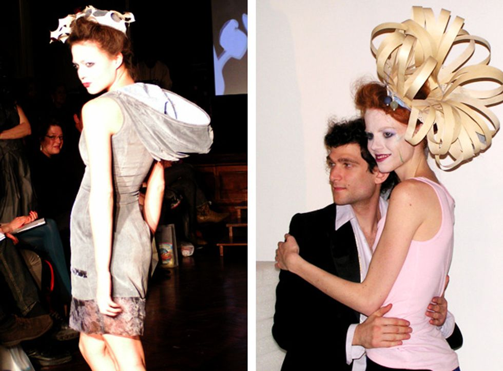 Levi Okunov's Torah-Inspired Fashion Show Shakes Things Up at the Jewish Museum