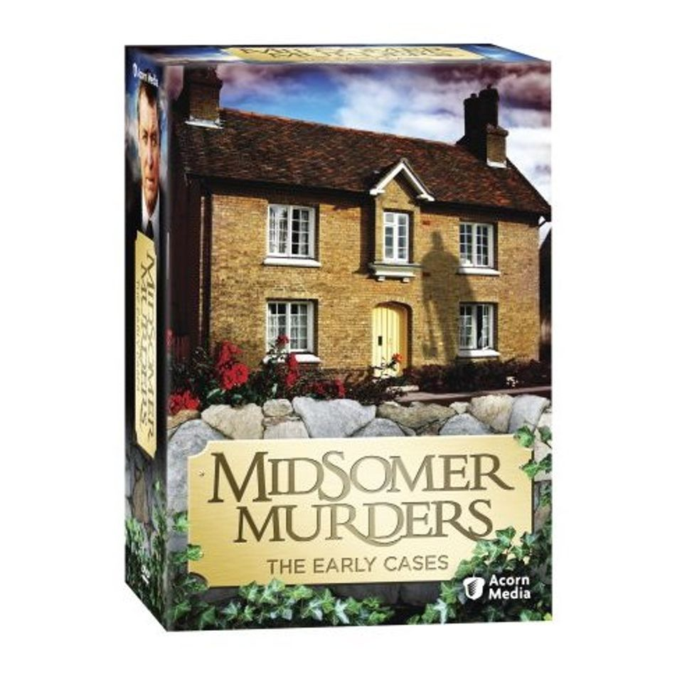 Mad Over Midsomer Murders!