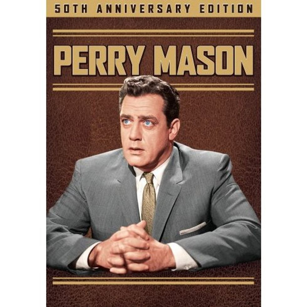 Perry Mason's 50th Anniversary!