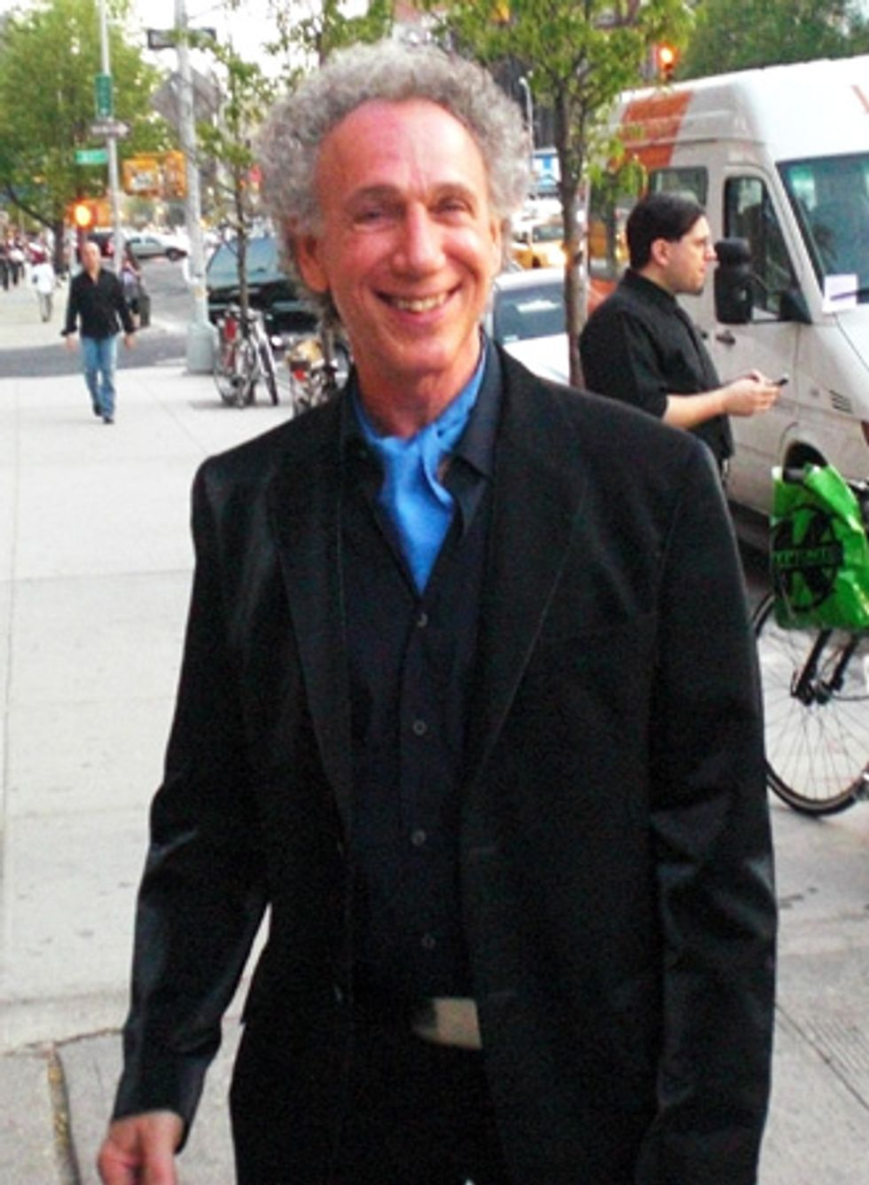 Bob Gruen, Rock God