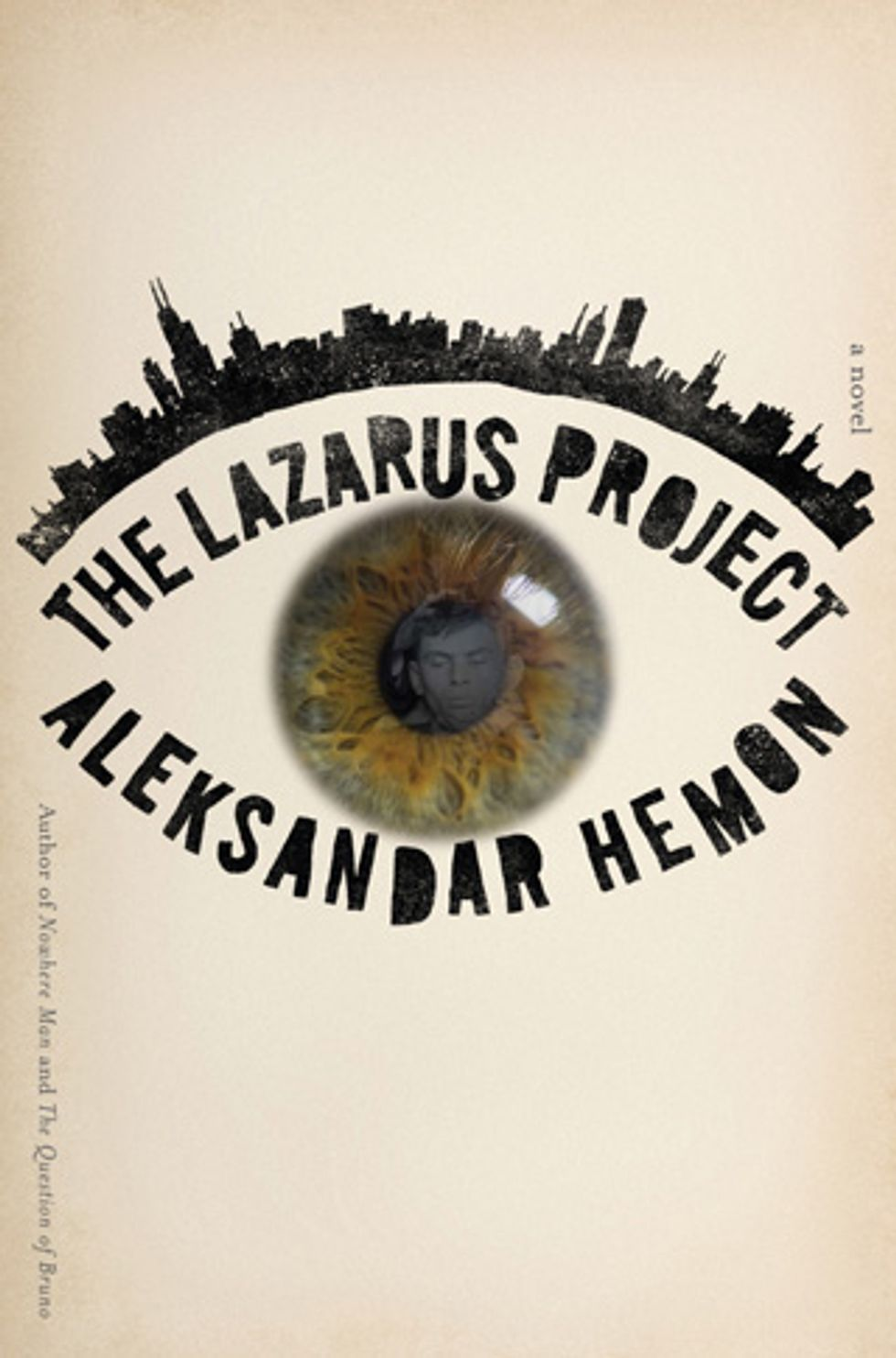 Books on PAPERMAG: The Lazarus Project and Balthrop, Alabama's Reading List