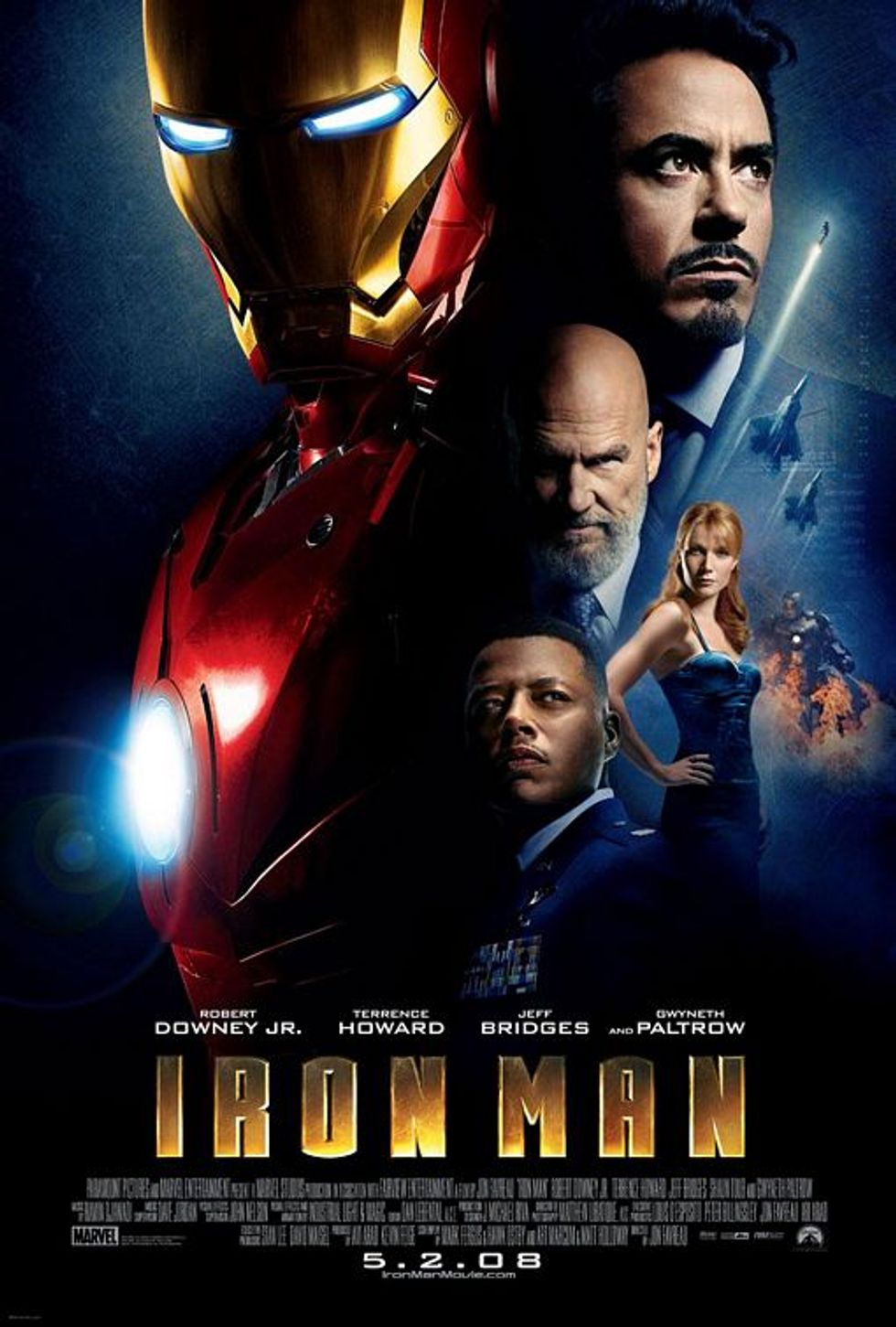 Iron Man: Super Hero With a Swinger's Soul!