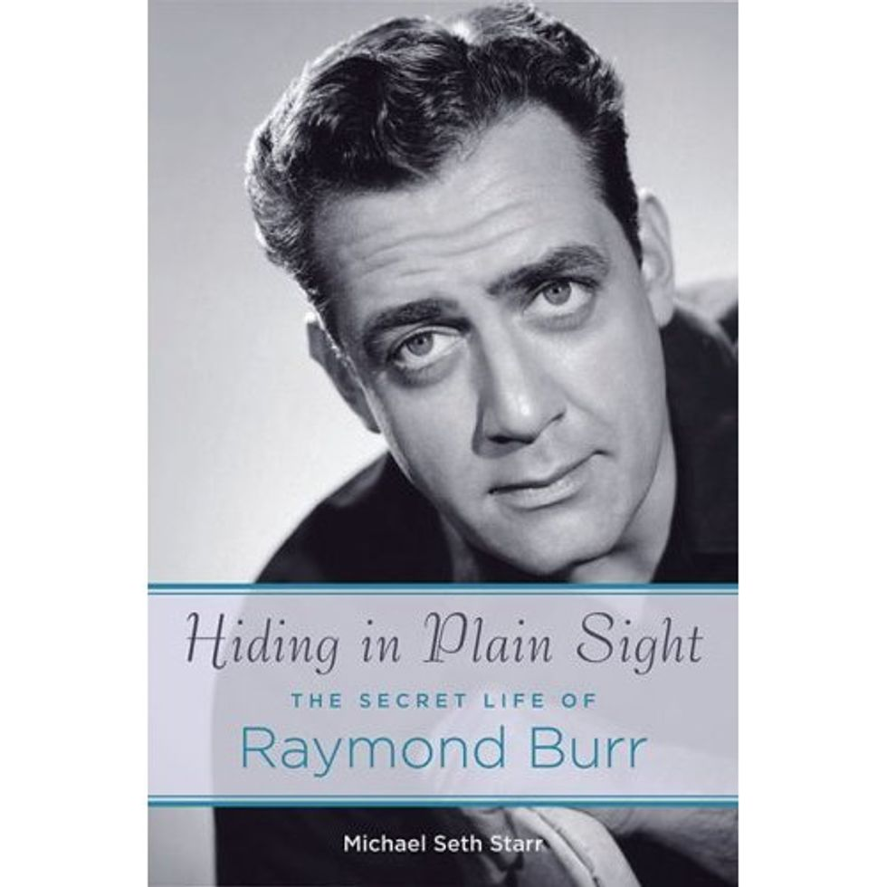 The Secret Life of Raymond Burr!
