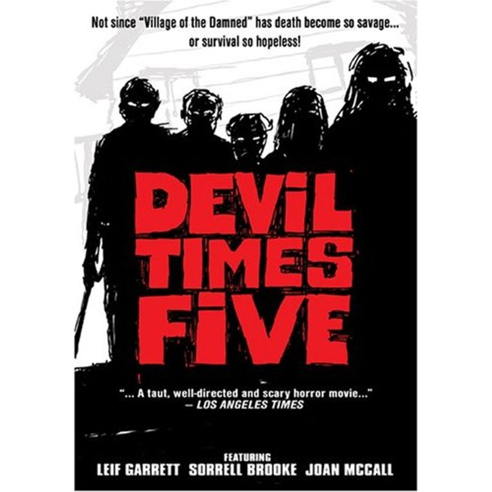 Killer Kids In Devil Times Five!