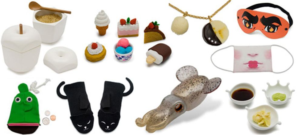 "Moshi Moshi, ""Destination: Japan"" Comes to MoMA Design Store"