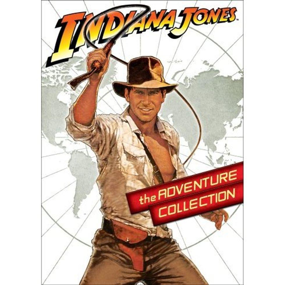 Indiana Jones: The Adventure Collection!