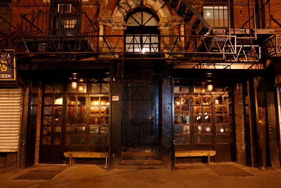 Bar of the Week: The Ten Bells