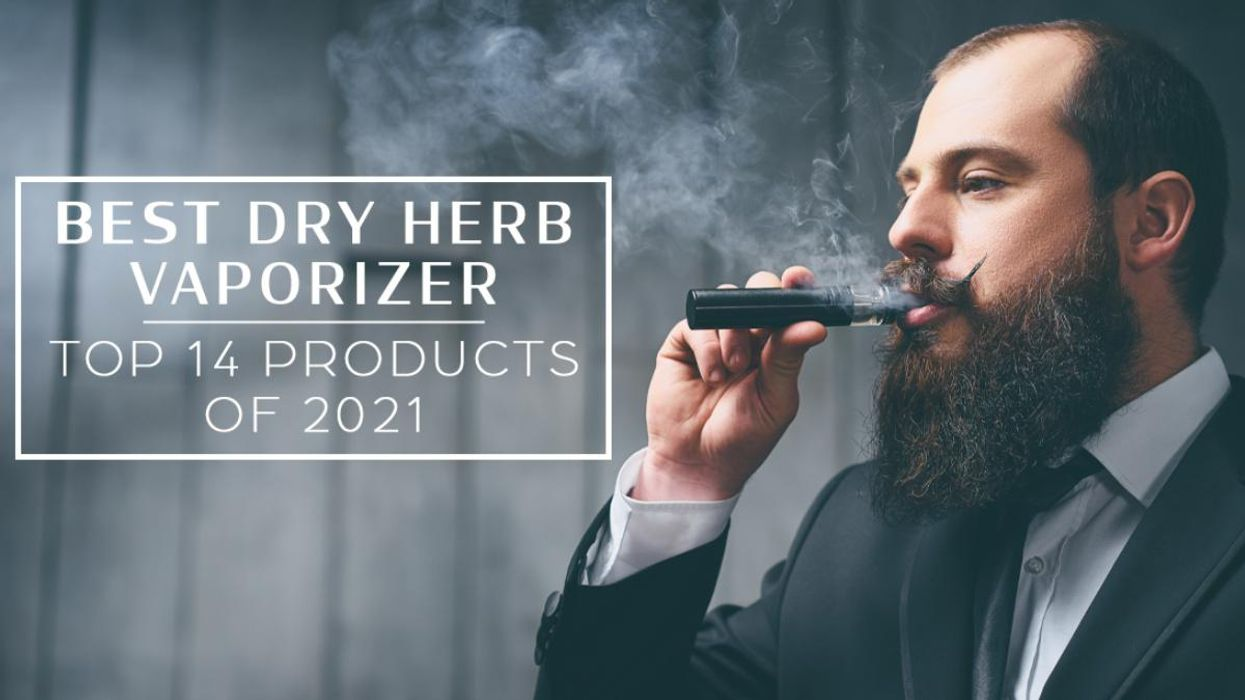 Best Dry Herb Vaporizer - Top 14 Products of 2021
