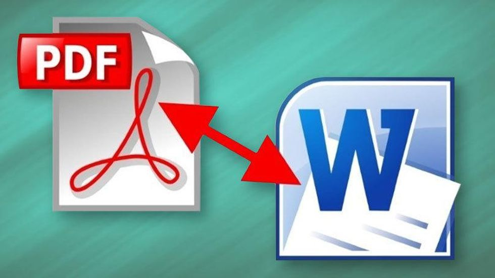 How To Effectively Convert PDF To Word