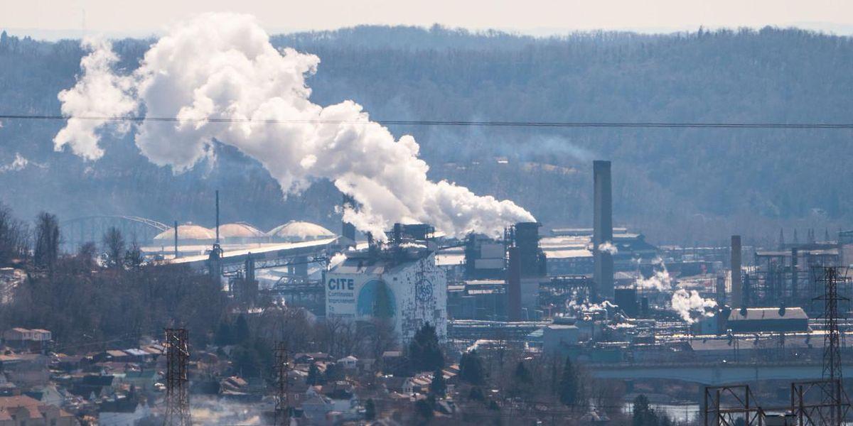 Pittsburgh Pennsylvania air pollution