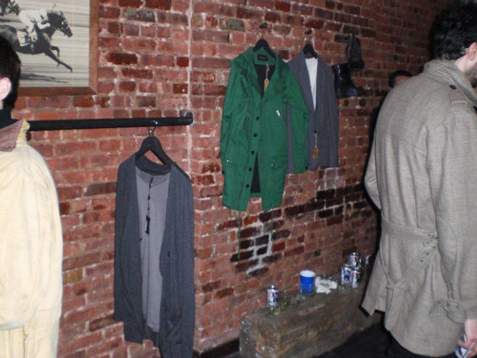 Nouveau York City: Assembly Store Opening