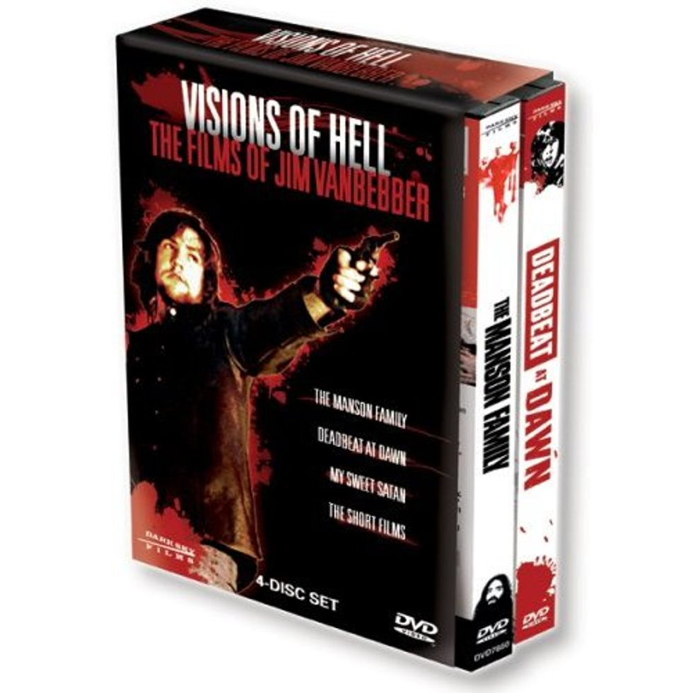 Visions of Hell: The Films of Jim VanBebber!