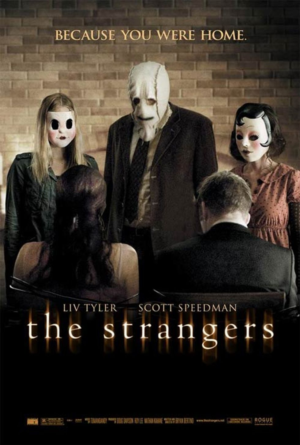 The Strangers Is an Unsettling Creepfest