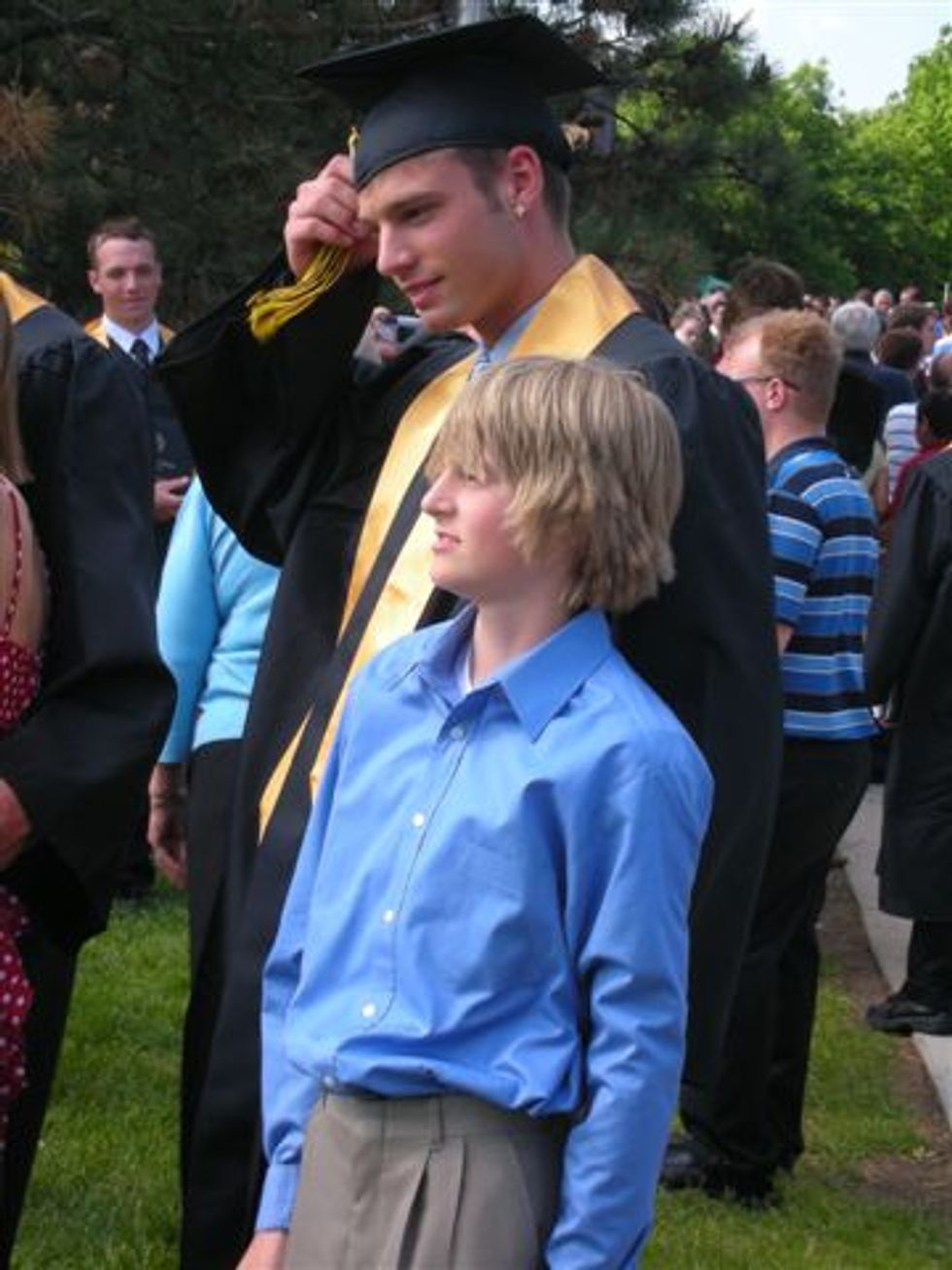 Chicagoland's Cutest Graduate: My Cousin Ryan!