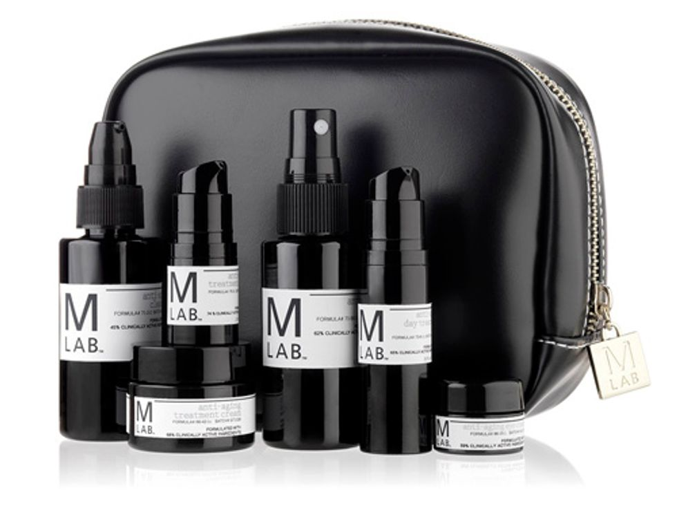 Beauty School: M LAB Travel Collection