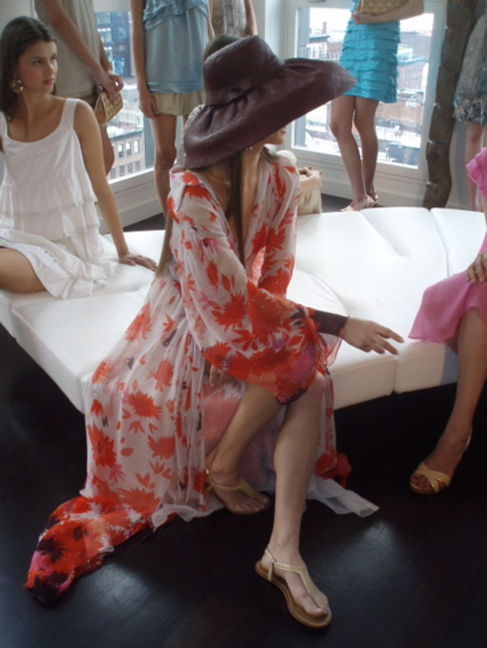 Mr. Mickey Goes to See Carlos Miele's Resort Collection