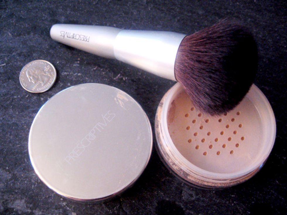 Beauty School: Prescriptives Mineral Makeup SPF 15