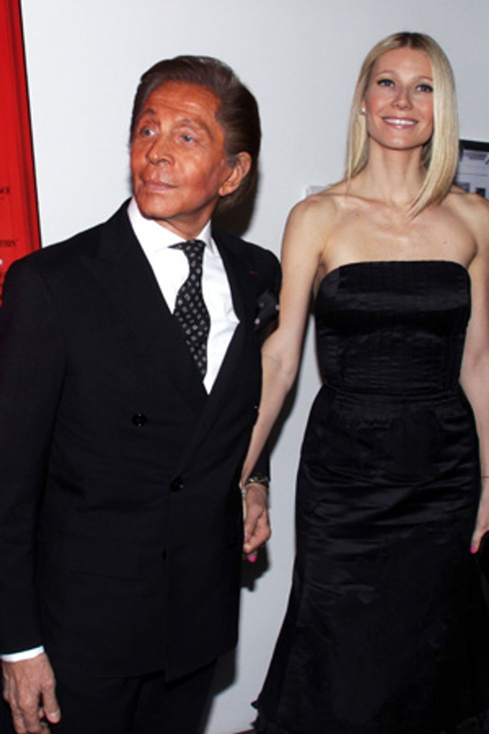 About Last Night... The Premiere of Valentino: The Last Emperor at MoMA