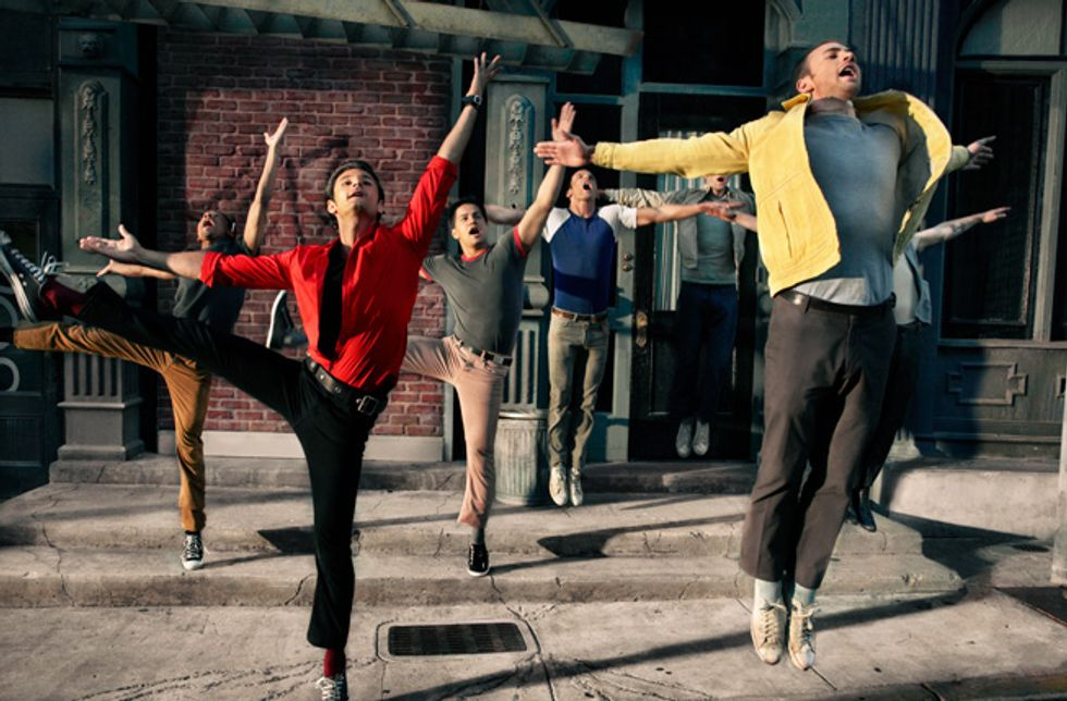 West Side Story Gets the Vanity Fair Treatmant