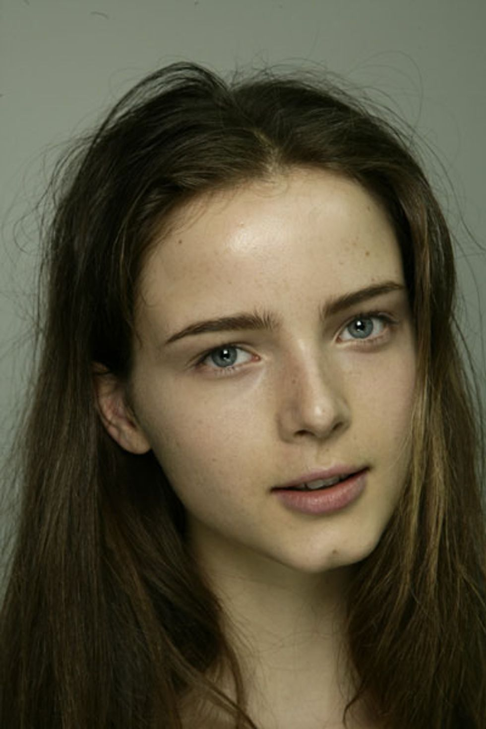 A Quick Backstage Chit-Chat with Dutch Model Anna de Rijk