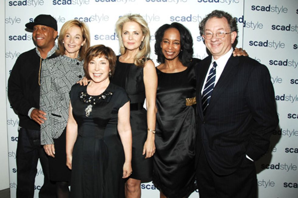 Bevy Smith Reports From the SCAD Awards