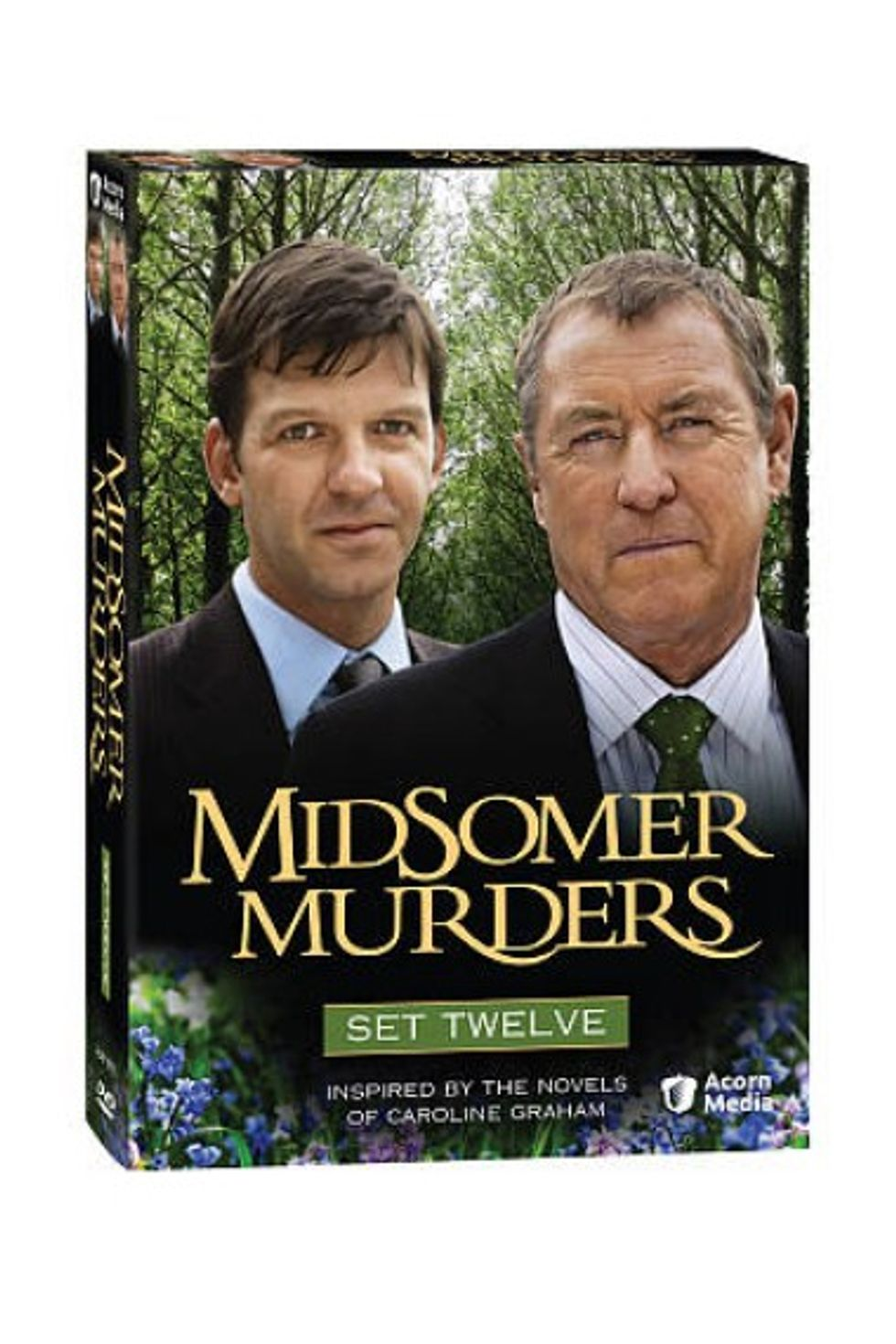 Mad About the New Midsomer Murders DVD!