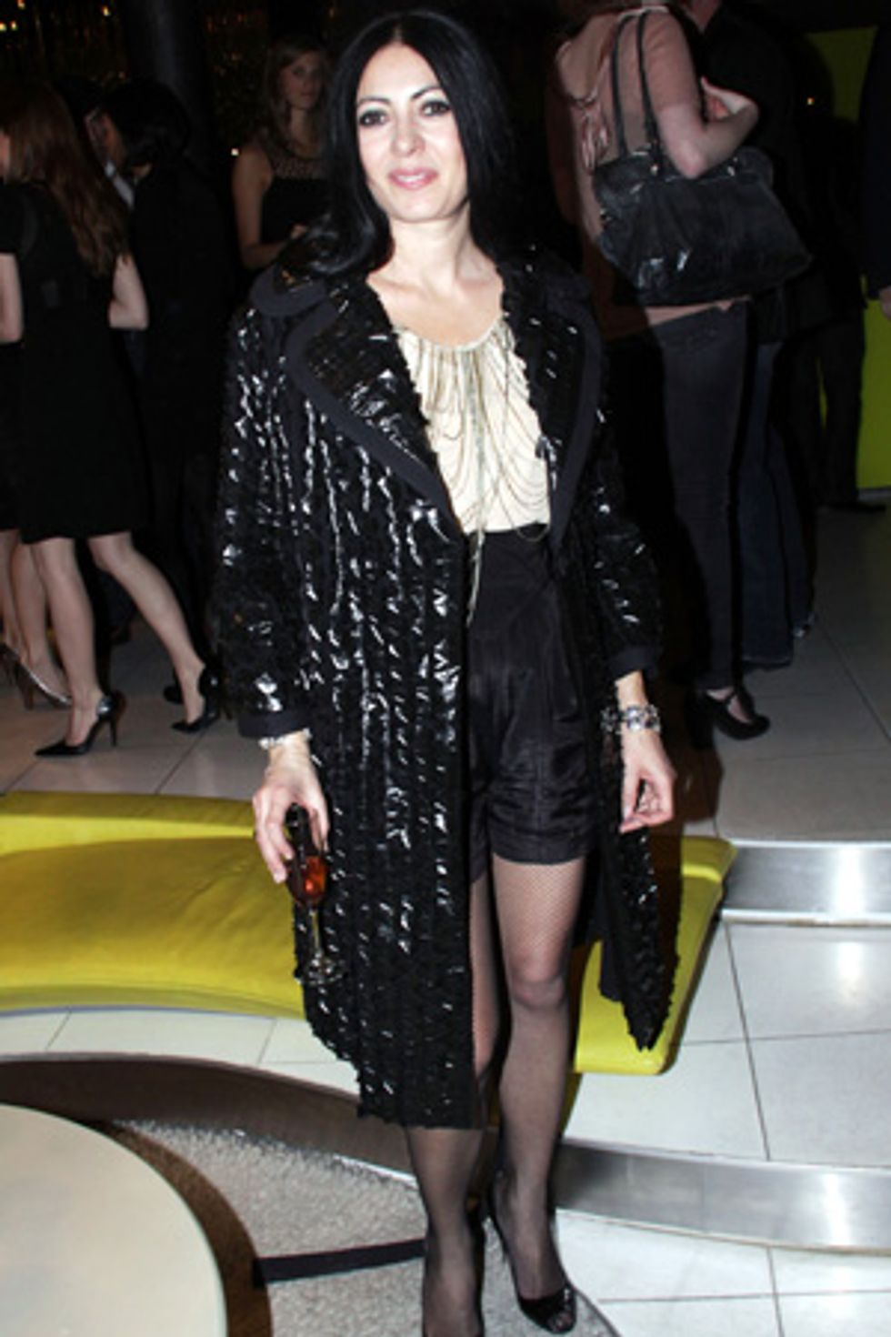 About Last Night... Catherine Malandrino Hosts Party for New Season of Make Me a Supermodel