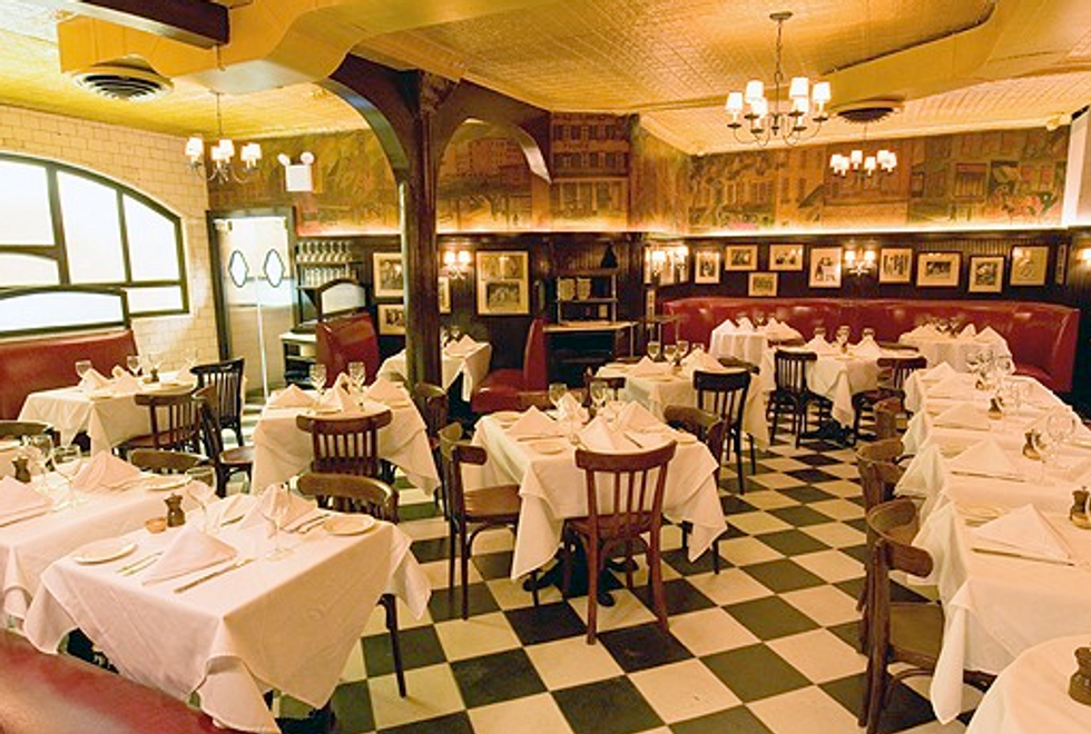 Restaurant of the Week: Minetta Tavern