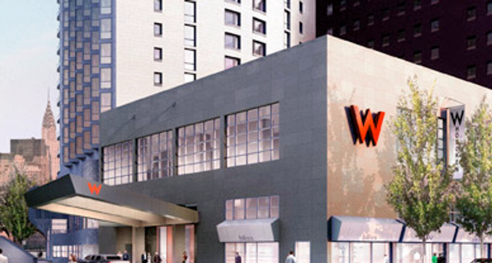 Eight Items or Less: iTunes to Charge $1.29, The W Heads to Hoboken & BPitch Celebrates 10 Years at Studio B