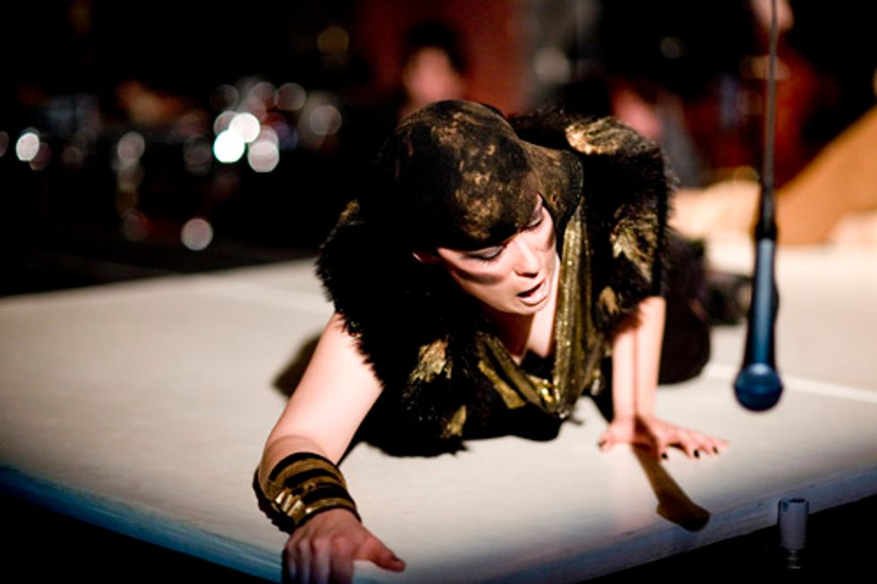 Stage Notes: Beowulf - A Thousand Years of Baggage