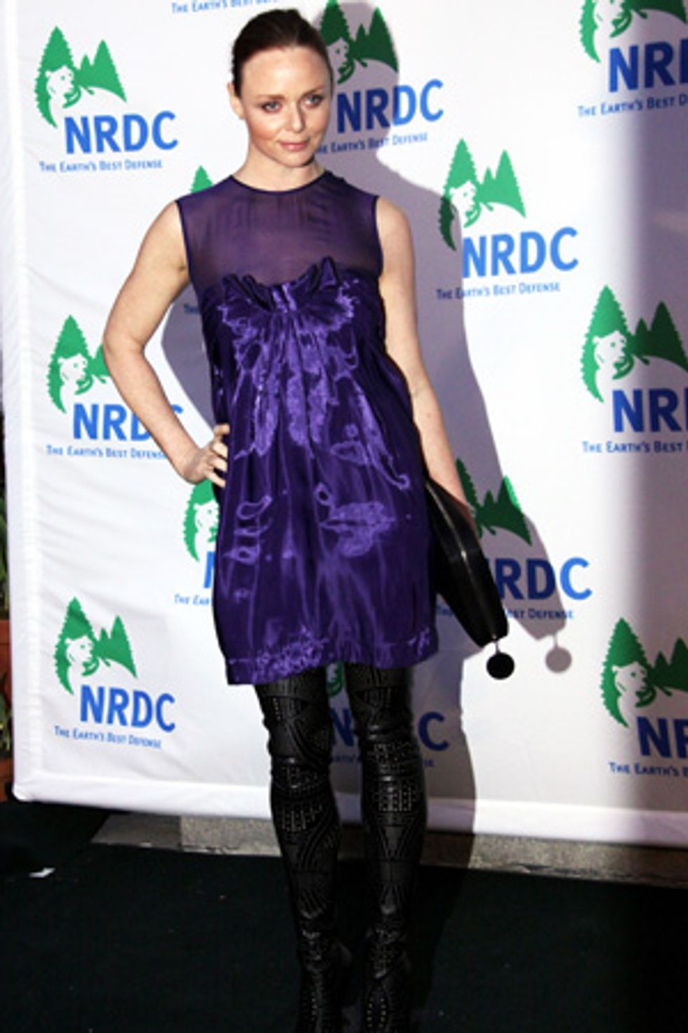 About Last Night... NRDC Forces For Nature Benefit