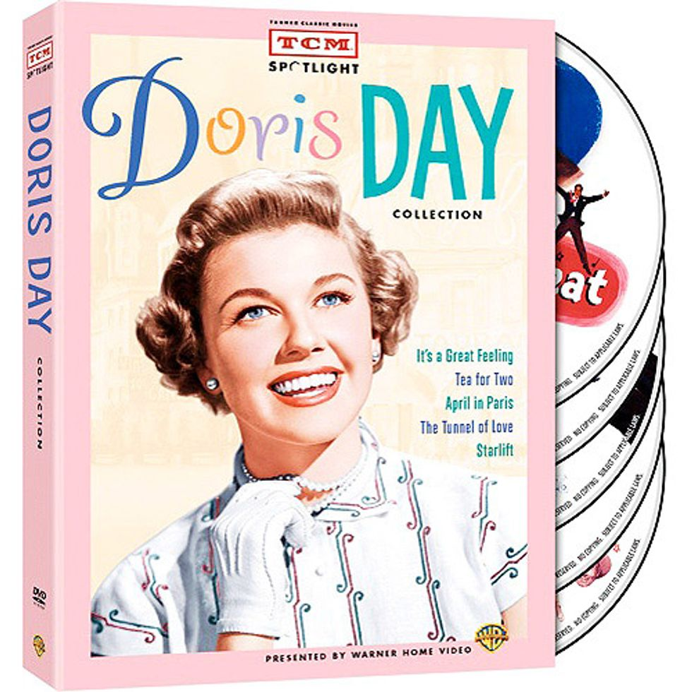 Doris Day Collection On DVD!