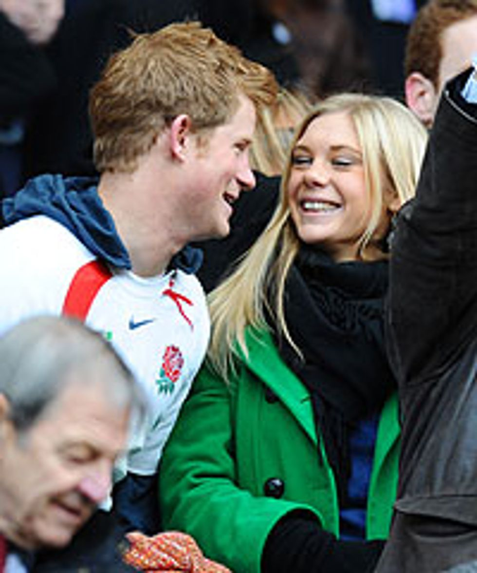 Harry of Wales and Chelsy Reunited?