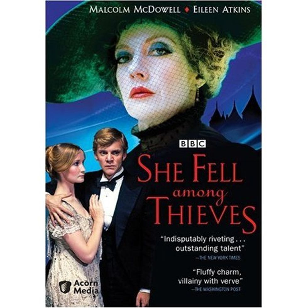 She Fell Among Thieves, A Delicious Gothic Mystery, Out On DVD!