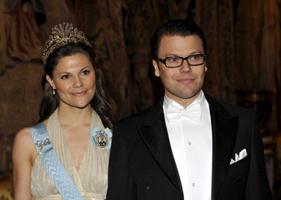 Crown Princess Victoria of Sweden Engaged!