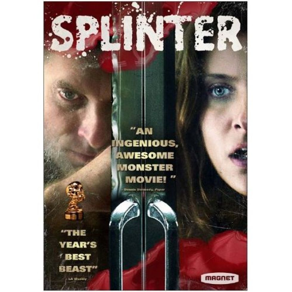 Splinter On DVD!