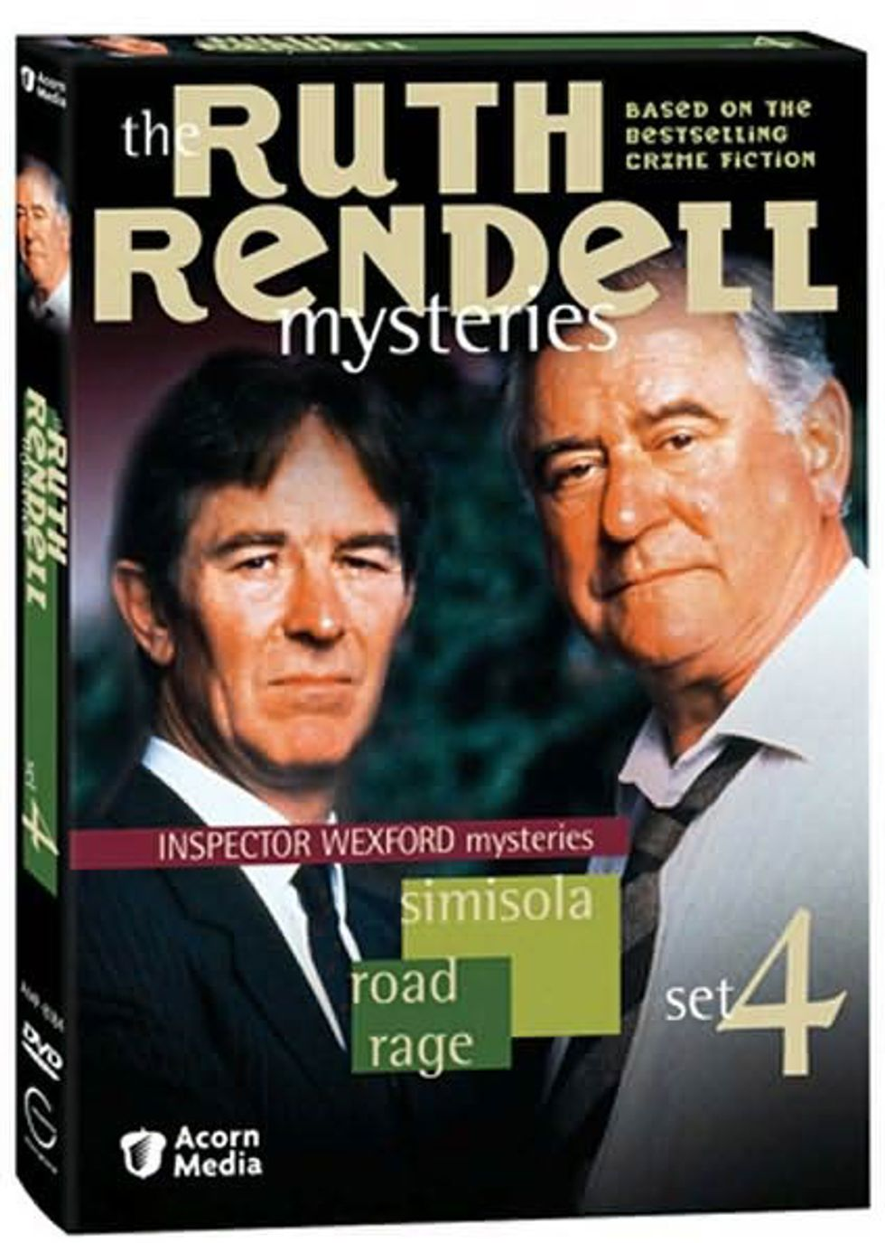 The Ruth Rendell Mysteries, Set 4 On DVD!