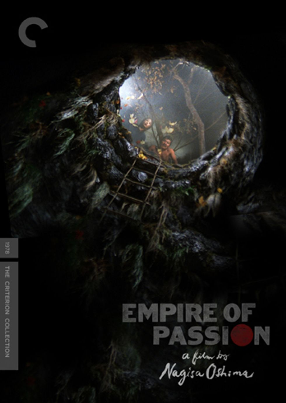 In the Realm of the Senses and Empire of Passion Out On Criterion