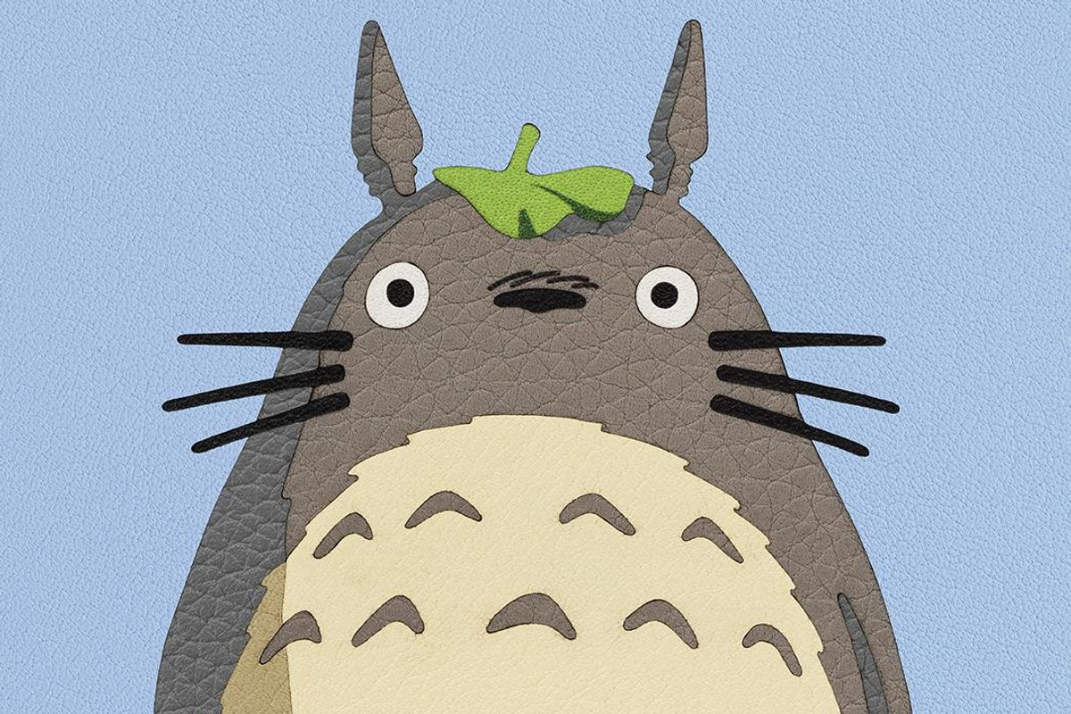 A Loewe x Totoro Collection Is Coming