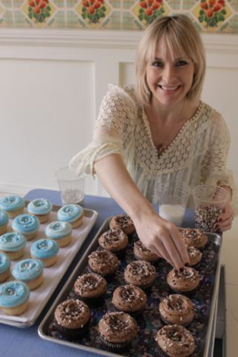Rebecca Taylor's Mother's Day Cupcakes to the Rescue