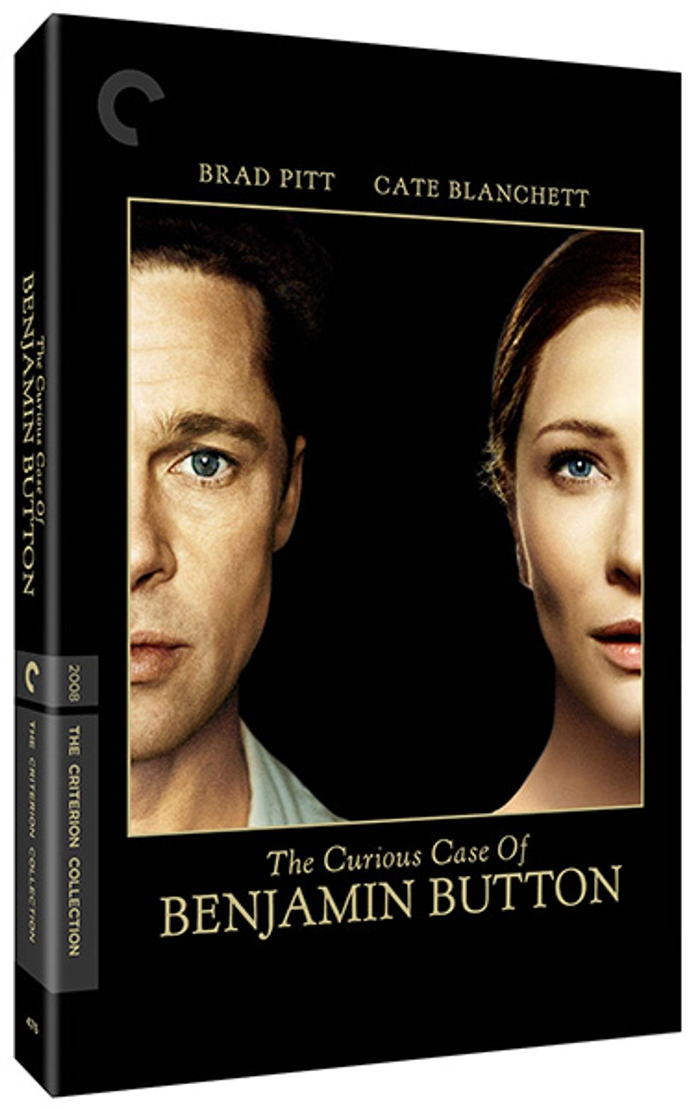 The Curious Case Of Benjamin Button On Criterion DVD!