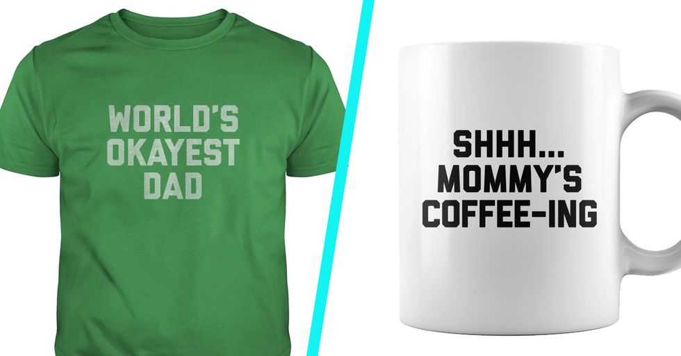 13 Funny Shirts For Parents With Attitude