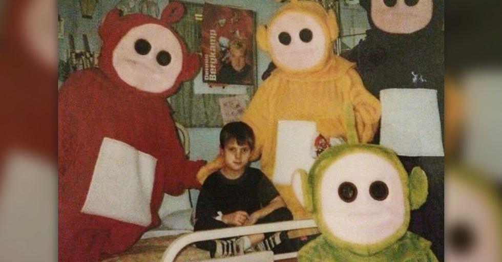 15 Creepy, Nightmare-Inducing Photos Taken in Old Hospitals
