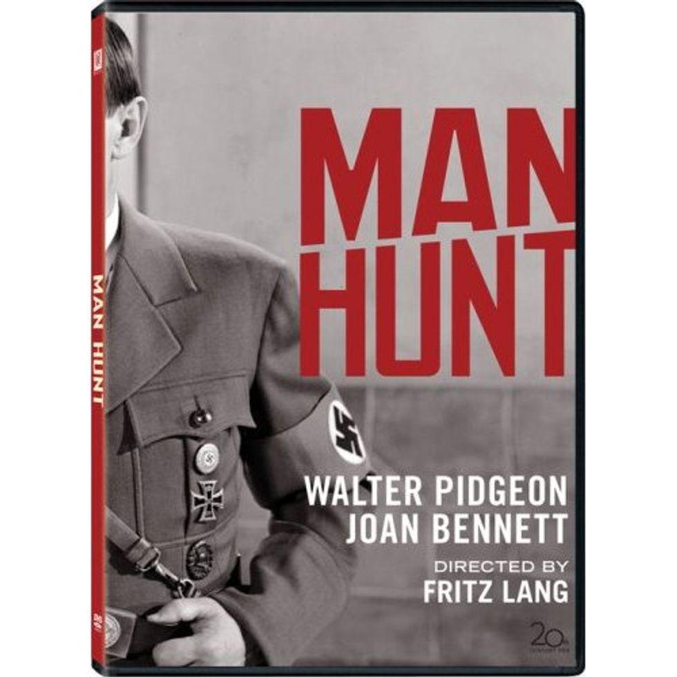 "Fritz Lang's ""Bizarre But Fascinating"" Manhunt On DVD!"